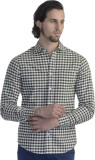 Scotchtree Men's Checkered Casual Multic...