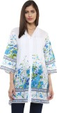 Bhama Couture Women's Printed Casual Whi...