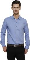 The Trump Formal Shirts (Men's) - The Trump Men's Woven Formal Blue Shirt