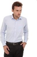 Bendiesel Formal Shirts (Men's) - Bendiesel Men's Solid Formal Light Blue Shirt