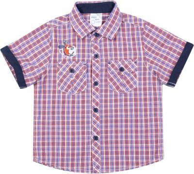 Max Baby Boy's Casual Shirt