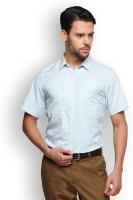 Brooklyn Blues Formal Shirts (Men's) - Brooklyn Blues Men's Checkered Formal Multicolor Shirt