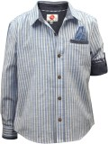 The Cranberry Club Boys Striped Party Bl...