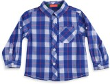 Mothercare Baby Boys Checkered Casual Wh...