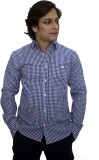 Babas Wear Men's Checkered Casual Multic...