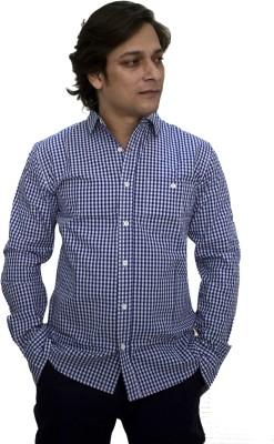 Babas Wear Men's Checkered Casual Multicolor Shirt