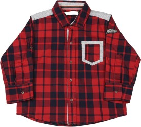 Gini & Jony Boys Casual Shirt