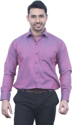 Chill Men's Solid Formal Multicolor Shirt