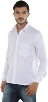 Atul Formal Shirts (Men's) - ATUL Men's Solid Formal White Shirt