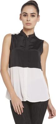 Globus Women's Solid Casual Multicolor Shirt