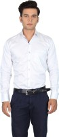 The Standard Formal Shirts (Men's) - The Standard Men's Printed Formal White Shirt