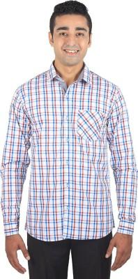 ELIXL INDIA Men's Checkered Casual Multicolor Shirt