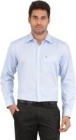 All Times Formal Shirts (Men's) - All Times Men's Solid Formal Light Blue Shirt