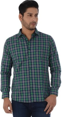 Easies Men's Checkered Casual Multicolor Shirt
