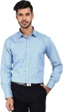 Devaa Men's Checkered Formal Multicolor ...