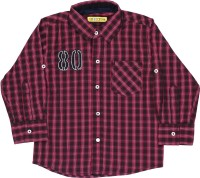 Gini & Jony Boys Casual Shirt best price on Flipkart @ Rs. 584