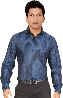 Red Country Men's Checkered Casual Blue, Black Shirt