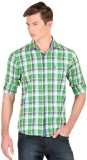 Taurus Men's Checkered Casual Multicolor...