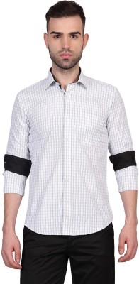 Urban Nomad By INMARK Men's Checkered Casual Multicolor Shirt