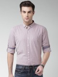Mast & Harbour Men's Checkered Casual Re...