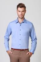 Allen Solly Formal Shirts (Men's) - Allen Solly Men's Solid Formal Blue Shirt