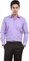 Audacity Formal Shirts (Men's) - Audacity Men's Solid Formal Purple Shirt