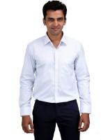 Scissors Formal Shirts (Men's) - Scissor's Men's Solid Formal White Shirt