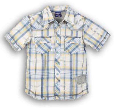 Lilliput Boy,s Checkered Casual Multicolor Shirt