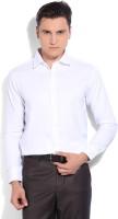 V Dot By Van Heusen Formal Shirts (Men's) - V Dot by Van Heusen Men's Striped Formal White Shirt