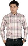 Proactive Men's Checkered Casual Multico...