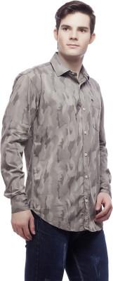 Akara Men's Printed Casual Shirt