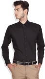 Arihant Men's Solid Casual Black Shirt