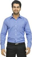 Richlook Formal Shirts (Men's) - Richlook Men's Checkered Formal Multicolor Shirt