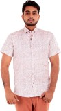 The G Street Men's Printed Casual Multic...