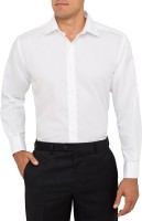 Blazingstore Formal Shirts (Men's) - Blazingstore Men's Solid Formal White Shirt