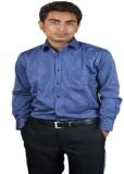 Salvo Men's Solid Formal Multicolor Shir...