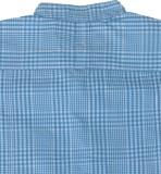 Einstein Boys Printed Casual Blue Shirt