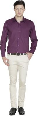 Asher Men's Striped Formal Shirt