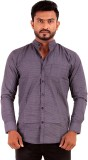 The G Street Men's Printed Casual Purple...