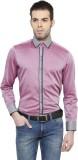 Richard Cole Men's Solid Formal Pink Shi...