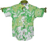 Lil Poppets Boys Floral Print Casual Lig...