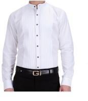 La Miliardo Formal Shirts (Men's) - LA MILIARDO Men's Solid Formal White Shirt