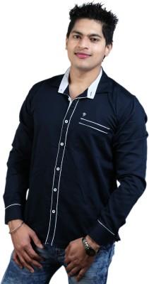 Vigroll shirts Men's Printed Casual Multicolor Shirt
