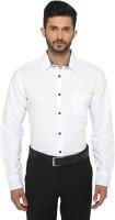 Go Green Textiles Formal Shirts (Men's) - go green textiles Men's Solid Formal White Shirt