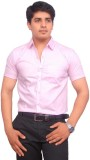 Hometrade India Men's Printed Casual Bro...