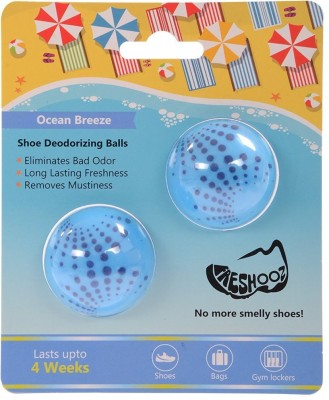 Freshooz Balls Shoe Deodorant(2 Number of Pieces)