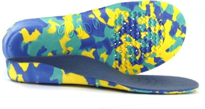 Footful Arch Support Cushion Pads Fabric, PU Foam Full Length Orthotic Shoe Insole