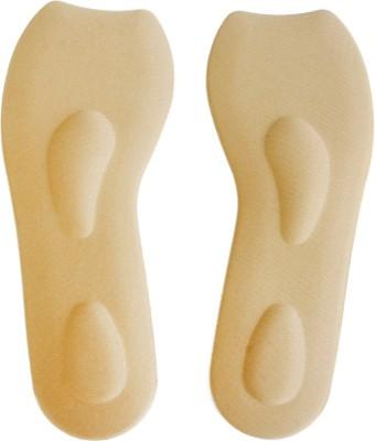 Footful Elastic Memory Sponge Arch Support Massage PU Foam Full Length Orthotic Shoe Insole