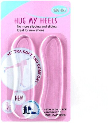Hug My Heels Silicone Heel Liner Regular, Orthotic, Sports Shoe Insole
