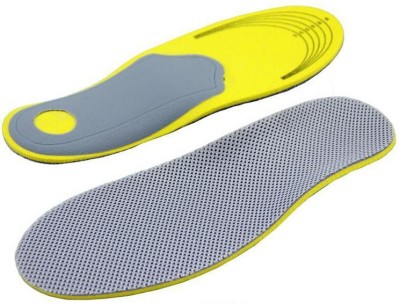 importikah 3D Orthotic PU Foam Full Length Regular, Sports Shoe Insole